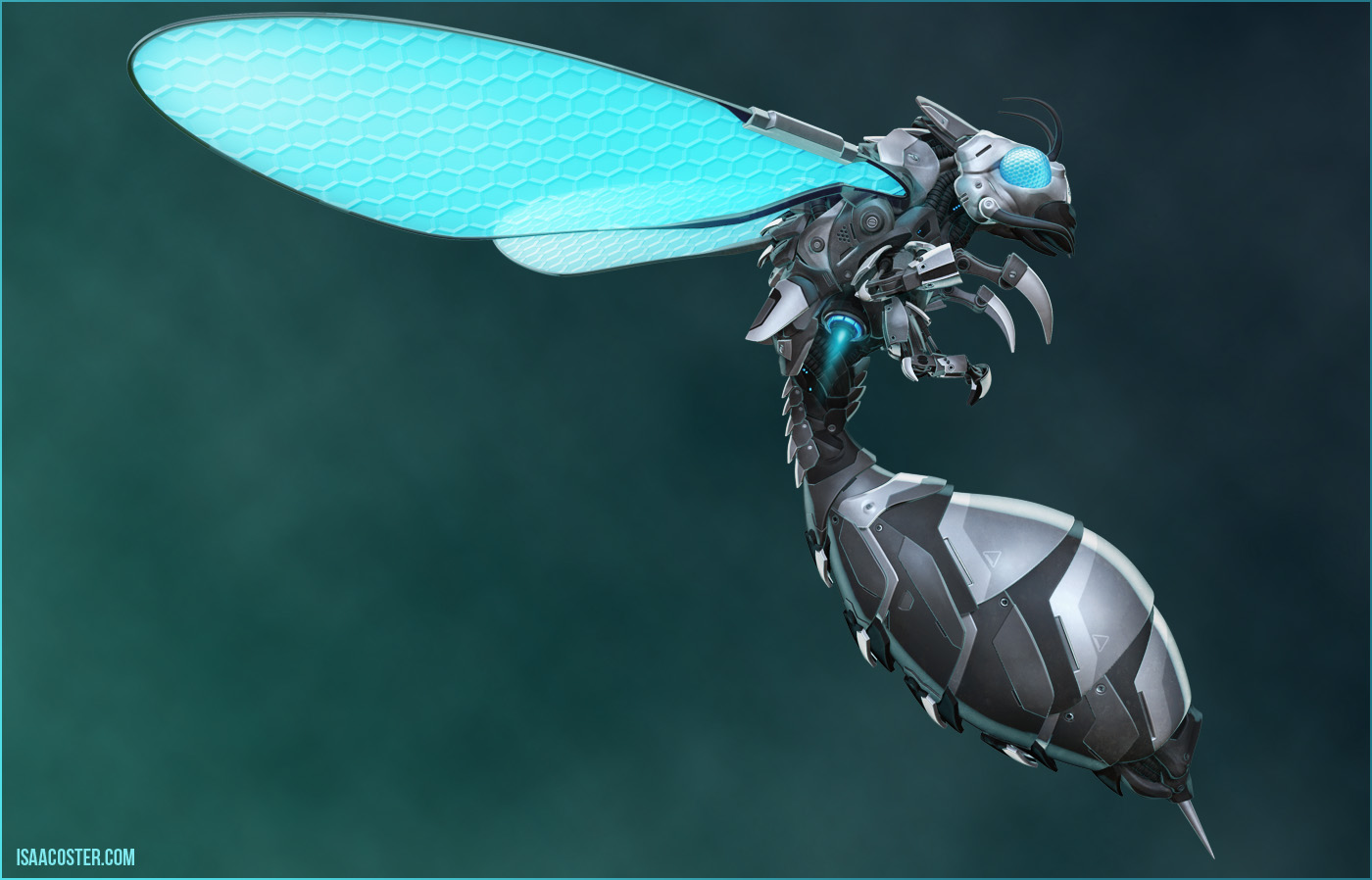 zbrush_wasp_hard_surface_isaac_oster_side_02